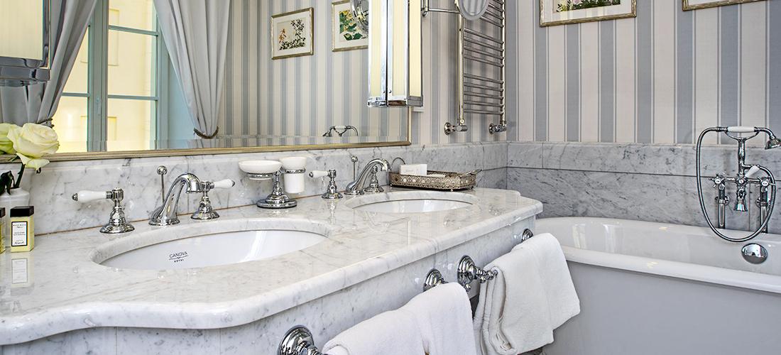 洗面所水栓金具のイメージ